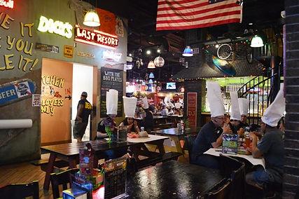 ラスベガス アメリカンレストラン情報 ディックスラストリゾート