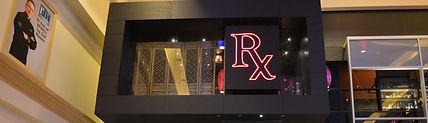 ラスベガス アメリカンレストラン情報 RXボイラールーム マンダレイベイ