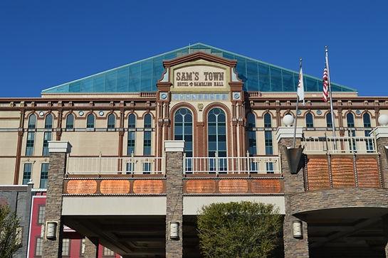 ラスベガス ホテル情報 サムズタウン ホテル&ギャンブリングホール