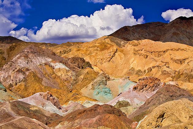 Death Valley デスバレー