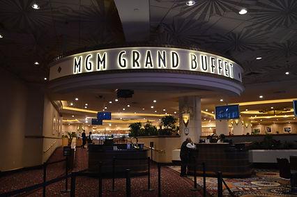 ラスベガス ビュッフェ情報 MGMグランドビュッフェ MGM