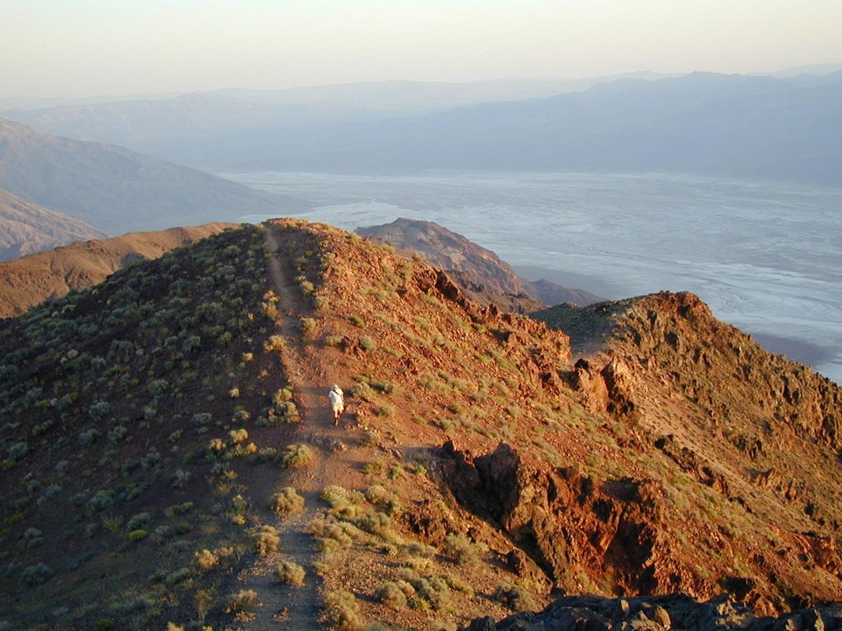 Death Valley デスバレー国立公園