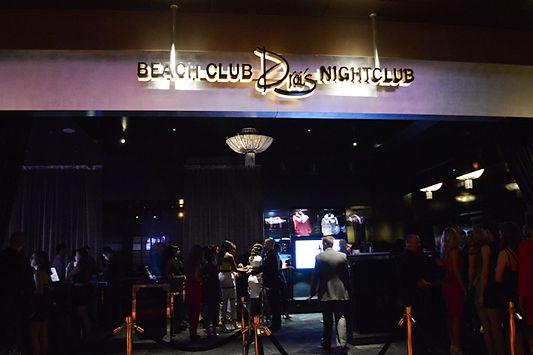 ラスベガスナイトクラブ ドライズナイトクラブ クロムウェル