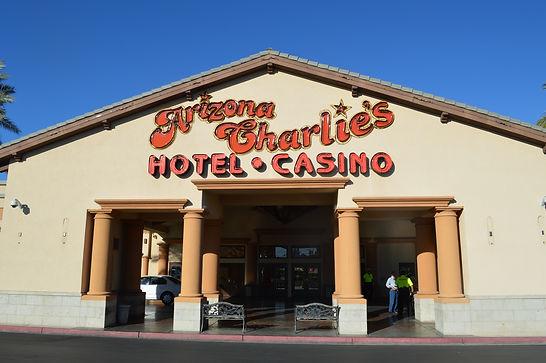 ラスベガス ホテル情報 アリゾナチャーリーズ ボルダー