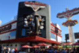 ラスベガス アメリカンレストラン情報 ハレーダビッドソンカフェ