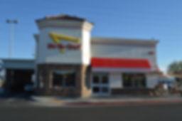 ラスベガス B級グルメ情報 インエヌアウト ハンバーガー ファーストフード