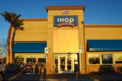 ラスベガス B級グルメ情報 深夜営業レストラン情報 アイホップ パンケーキハウス