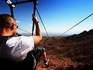 ラスベガス観光スポット ブートレッグキャニオンフライトライン情報