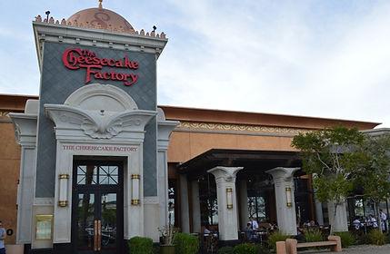 ラスベガス スイーツ店・レストラン情報 チーズケーキファクトリー フォーラムショップス グリーンバレーディストリクト