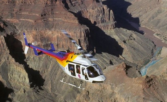 Grand Canyon West グランドキャニオンウエスト