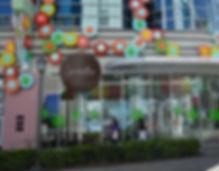 ラスベガス スイーツ店情報  スプリンクルカップケーキ リンクプロムナード