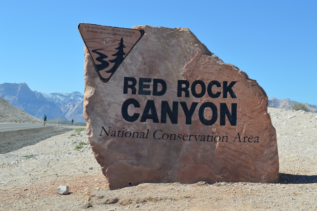 Red Rock Canyon レッドロックキャニオン