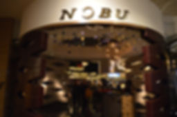 ラスベガス 和食レストラン情報  NOBU シーザーズパレス