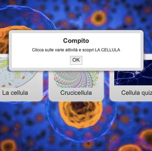 ESERCIZIO LA CELLULA