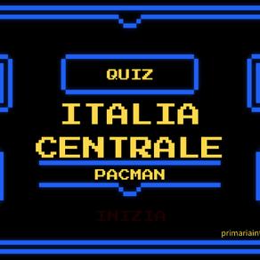 ESERCIZIO QUIZ ITALIA CENTRALE
