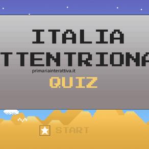 ESERCIZIO QUIZ ITALIA SETTENTRIONALE