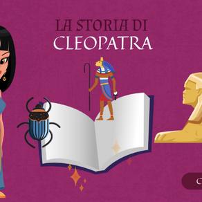 ESERCIZIO COMPRENSIONE LA STORIA DI CLEOPATRA