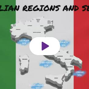 PRESENTATION THE ITALIAN REGIONS
