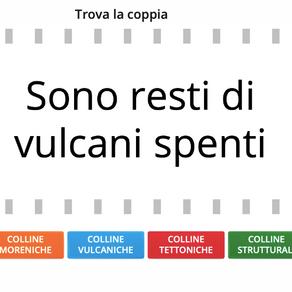 ESERCIZIO LE COLLINE