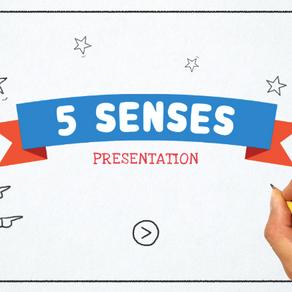 PRESENTATION 5 SENSES