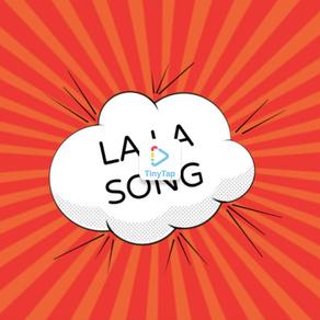 ESERCIZIO LA LA SONG 3^