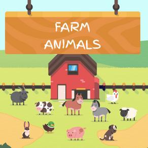 ESERCIZIO GLI ANIMALI DELLA FATTORIA - FARM ANIMALS