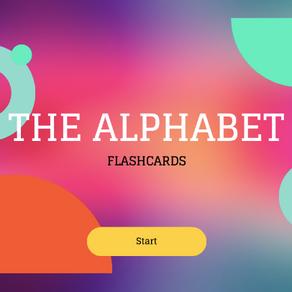 FLASHCARDS L'ALFABETO - THE ALPHABET