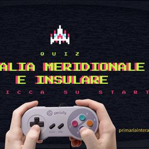 ESERCIZIO ITALIA MERIDIONALE E INSULARE