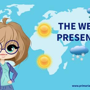 PRESENTAZIONE E QUIZ IL CLIMA - THE WEATHER