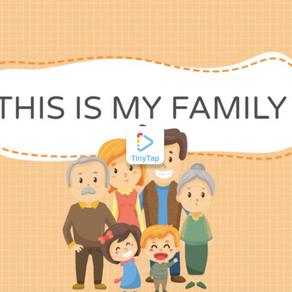 ESERCIZIO LA FAMIGLIA - FAMILY