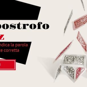 ESERCIZIO L'APOSTROFO 2
