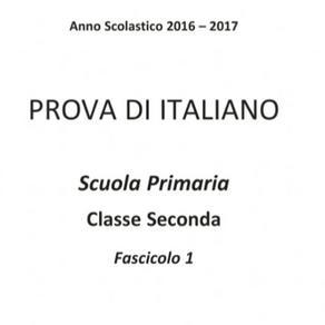 2016/2017 - PROVA DI COMPRENSIONE