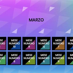 ESERCIZIO MESE/N°?