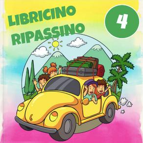 LIBRICINO RIPASSINO - CLASSE 4^