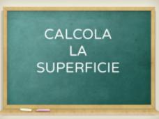 ESERCIZIO CALCOLA LA SUPERFICIE