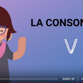 """PRESENTAZIONE DELLA CONSONANTE """"V"""""""