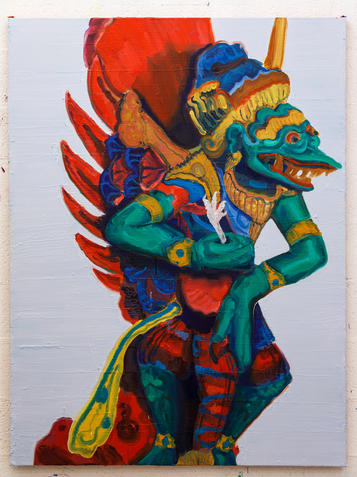 The Wizard, Garuda