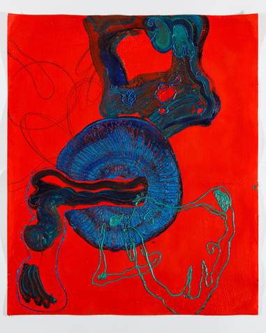 Untitled (the red series)