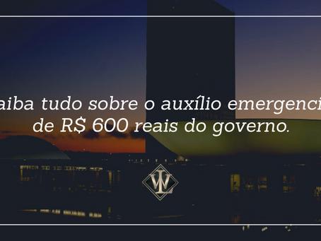 Coronavírus: Quem pode receber os 600 reais?