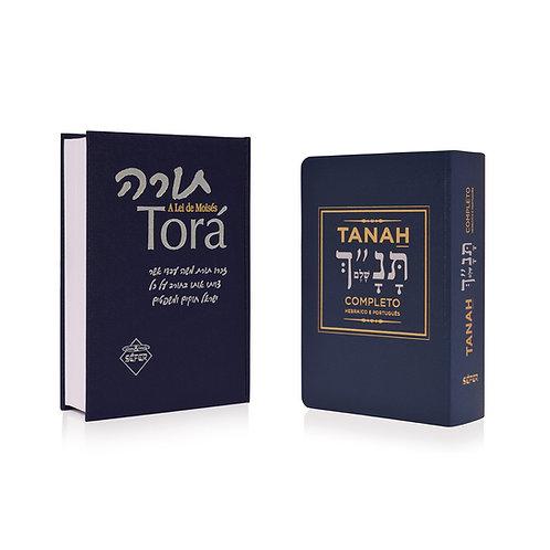 kit Torá e Tanah Completo
