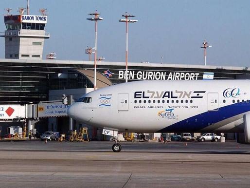 Preparativos para o retorno do aeroporto em 16 de agosto.