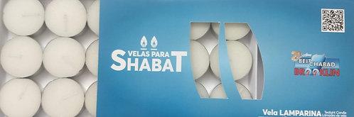Velas para Shabat