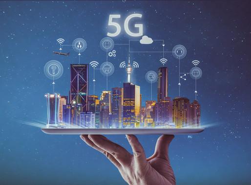 A quinta geração de celulares (5G) deu ontem um grande passo em Israel