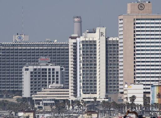 Site de Israel mostra quais hotéis reabriram