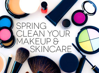 Top 3 Secrets to Spring Cleaning Your Beauty Stash