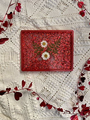 Dorothy- Large Rolling Tray