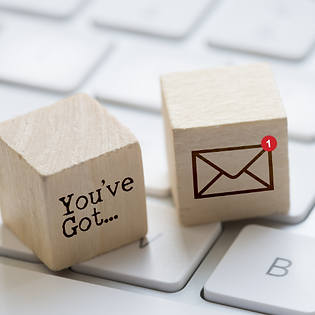You've Got Mail Message Concept with Keyboard.png