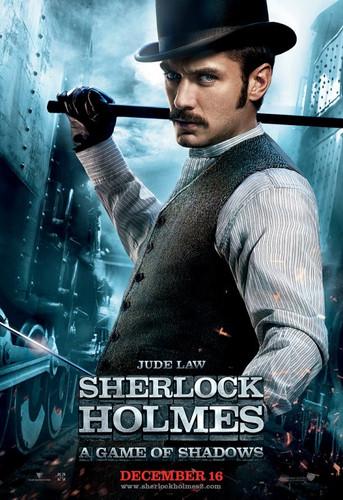 Ben Reno Composer scores for Sherlock Holmes Game!