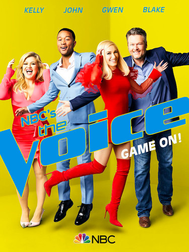 Ben Scores Music for The Voice