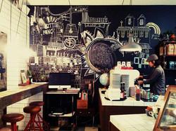 Cafe Little King #3, Milford
